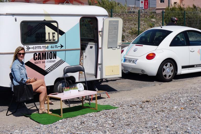shooting avec maudinette belle comme un camion. Black Bedroom Furniture Sets. Home Design Ideas